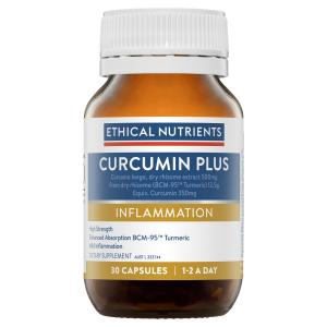 Ethical Nutrients CURCUZORB Curcumin Plus 30 Capsules